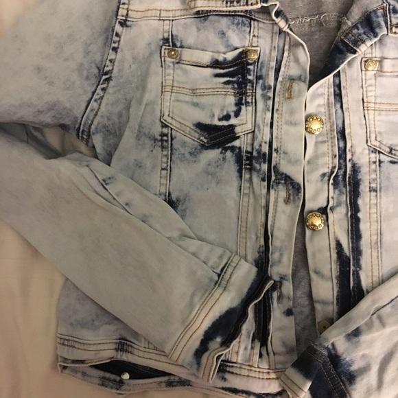 Vikats Jackets & Blazers - Jean jacket - light wash
